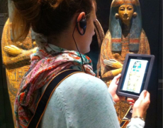 Egyptian Museum // Multimedia guide