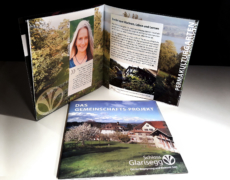 Castle Glarisegg // Project brochure