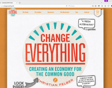 ChangeEverything.info // Webdesign